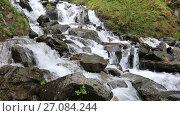 "Купить «Водопад ""Молочный"", Абхазия», видеоролик № 27084244, снято 5 мая 2017 г. (c) Яна Королёва / Фотобанк Лори"