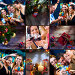 New year party collage composed of different images, фото № 27093160, снято 17 октября 2017 г. (c) Дмитрий Эрслер / Фотобанк Лори