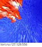 Купить «Abstract background techno graphics», иллюстрация № 27129556 (c) ElenArt / Фотобанк Лори