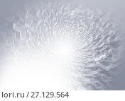 Купить «Abstract background techno graphics», иллюстрация № 27129564 (c) ElenArt / Фотобанк Лори