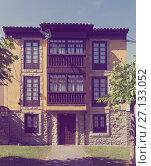 Купить «traditional asturian dwelling house», фото № 27133052, снято 22 июля 2019 г. (c) Яков Филимонов / Фотобанк Лори