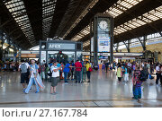 Купить «Central Railway Station», фото № 27167784, снято 10 февраля 2017 г. (c) Яков Филимонов / Фотобанк Лори