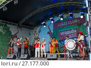 Купить «Usadba Jazz Festival», фото № 27177000, снято 20 июня 2015 г. (c) Антон Гвоздиков / Фотобанк Лори