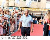 Купить «Russian Film Festival», фото № 27225332, снято 1 июля 2017 г. (c) Alexander Tihonovs / Фотобанк Лори