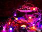 Купить «Candle light table with Christmas gingerbread cookies.», фото № 27233108, снято 17 декабря 2016 г. (c) Gennadiy Poznyakov / Фотобанк Лори
