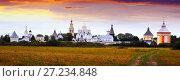 Купить «Spaso-Prilutsky Monastery in Vologda, Russia», фото № 27234848, снято 29 августа 2016 г. (c) Яков Филимонов / Фотобанк Лори