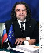 Купить «Богданов Андрей Владимирович», фото № 27259784, снято 18 сентября 2007 г. (c) Борис Кавашкин / Фотобанк Лори