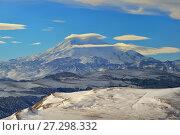 Купить «Elbrus», фото № 27298332, снято 20 декабря 2015 г. (c) александр жарников / Фотобанк Лори
