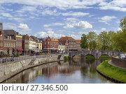 Купить «Roermond,Netherlands», фото № 27346500, снято 7 мая 2015 г. (c) Boris Breytman / Фотобанк Лори