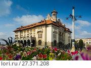 Купить «Museum of national history and archaeology, Constanta», фото № 27371208, снято 20 сентября 2017 г. (c) Яков Филимонов / Фотобанк Лори