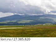 Купить «Summer in the mountains of Armenia», фото № 27385820, снято 4 июля 2013 г. (c) Евгений Ткачёв / Фотобанк Лори