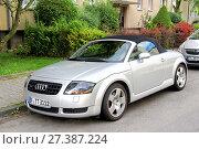 Купить «Audi TT», фото № 27387224, снято 15 сентября 2013 г. (c) Art Konovalov / Фотобанк Лори
