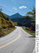 Купить «Rodovia BR-459, Piquete, São Paulo, Brazil, 07/2017», фото № 27406560, снято 9 июля 2017 г. (c) age Fotostock / Фотобанк Лори