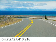 Купить «Views of Lago Buenos Aires, Patagonia, Argentina», фото № 27410216, снято 30 января 2017 г. (c) Яков Филимонов / Фотобанк Лори