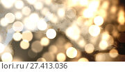 Купить «Composite image of light circles on bright background», фото № 27413036, снято 21 января 2018 г. (c) Wavebreak Media / Фотобанк Лори