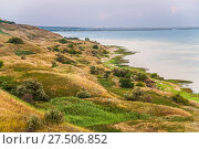 Купить «Таганрогский залив в Ростовской области», фото № 27506852, снято 16 июля 2015 г. (c) Алёшина Оксана / Фотобанк Лори