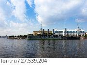 Cityscape of Saint-Petersburg (2017 год). Редакционное фото, фотограф Светлана Чуркина / Фотобанк Лори