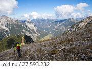 Купить «mountains achensee ahornboden gamsjoch pertisau», фото № 27593232, снято 23 февраля 2019 г. (c) PantherMedia / Фотобанк Лори