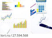 Купить «business analysis», фото № 27594568, снято 17 октября 2018 г. (c) PantherMedia / Фотобанк Лори