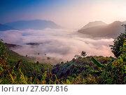 Купить «Ocean Of Mist», фото № 27607816, снято 18 января 2019 г. (c) easy Fotostock / Фотобанк Лори