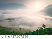 Купить «Ocean Of Mist», фото № 27607856, снято 23 марта 2019 г. (c) easy Fotostock / Фотобанк Лори