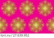 Купить «Floral seamless pattern, can be used as background.», иллюстрация № 27639952 (c) PantherMedia / Фотобанк Лори