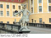Купить «baroque locksmith sculptures sculptor putt», фото № 27641012, снято 27 июня 2019 г. (c) PantherMedia / Фотобанк Лори