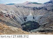 Купить «Индонезия. Кратер вулкана Бромо.», фото № 27688312, снято 13 января 2018 г. (c) Галина Савина / Фотобанк Лори
