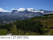 Купить «alps austrians österreich dachstein hallstadt», фото № 27697552, снято 24 мая 2019 г. (c) PantherMedia / Фотобанк Лори