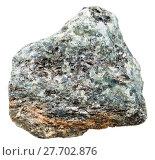 Купить «stone with nepheline and biotite in syenite», фото № 27702876, снято 3 апреля 2020 г. (c) PantherMedia / Фотобанк Лори