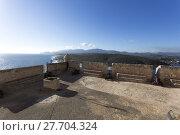 Купить «Castle San Pedro de la Roca del Morro, Santiago de Cuba», фото № 27704324, снято 24 марта 2019 г. (c) PantherMedia / Фотобанк Лори