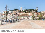 Купить «Cannes Old square France», фото № 27713536, снято 23 октября 2018 г. (c) PantherMedia / Фотобанк Лори