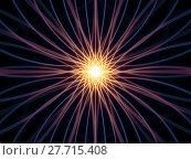 Купить «Illusion of Grid Lines», фото № 27715408, снято 16 июля 2019 г. (c) PantherMedia / Фотобанк Лори