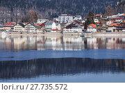 Купить «water lake switzerland fresh thaw», фото № 27735572, снято 23 марта 2018 г. (c) PantherMedia / Фотобанк Лори