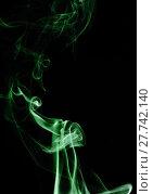 Купить «Capturing the smoke from an incense stick and changing the colours», фото № 27742140, снято 21 октября 2019 г. (c) PantherMedia / Фотобанк Лори