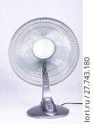 Купить «ventilator isolated», фото № 27743180, снято 19 марта 2019 г. (c) PantherMedia / Фотобанк Лори