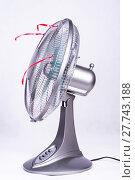 Купить «ventilator isolated», фото № 27743188, снято 19 марта 2019 г. (c) PantherMedia / Фотобанк Лори