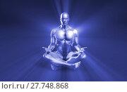 Купить «Spirituality and Enlightenment Through Rays of Light», фото № 27748868, снято 24 июля 2019 г. (c) PantherMedia / Фотобанк Лори