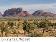 Купить «Uluru Kata Tjuta National Park (Ayers Rock)», фото № 27762920, снято 25 мая 2019 г. (c) age Fotostock / Фотобанк Лори