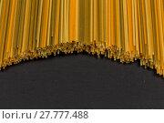 Купить «Bunch of various raw italian pasta», фото № 27777488, снято 21 ноября 2018 г. (c) PantherMedia / Фотобанк Лори