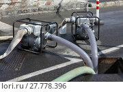 Купить «Water Pumping Equipment», фото № 27778396, снято 19 июня 2019 г. (c) PantherMedia / Фотобанк Лори