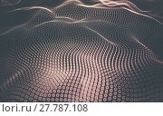 Купить «Abstract polygonal space low poly dark background, 3d rendering», фото № 27787108, снято 19 июня 2019 г. (c) PantherMedia / Фотобанк Лори