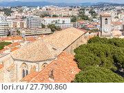 Купить «Cannes Notre-Dame france», фото № 27790860, снято 26 марта 2019 г. (c) PantherMedia / Фотобанк Лори