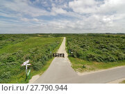 Купить «view from the lookout on the north sea and the dunes of goeree,southern netherlands», фото № 27790944, снято 16 июня 2019 г. (c) PantherMedia / Фотобанк Лори