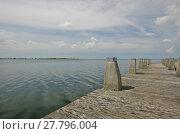 Купить «the grevelingenmeer with \», фото № 27796004, снято 20 июня 2019 г. (c) PantherMedia / Фотобанк Лори