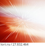 Купить «Square vibrant warm color explosion radial blur abstraction back», фото № 27832464, снято 19 января 2019 г. (c) PantherMedia / Фотобанк Лори