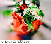 Купить «Wedding bouquet radial blur abstraction backdrop», фото № 27833256, снято 19 января 2019 г. (c) PantherMedia / Фотобанк Лори