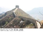 Купить «Great Wall China», фото № 27834288, снято 20 марта 2019 г. (c) PantherMedia / Фотобанк Лори