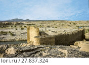 Купить «old historic rotten lock in the desert near Marib», фото № 27837324, снято 19 апреля 2019 г. (c) PantherMedia / Фотобанк Лори