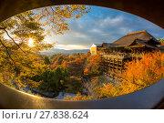 Купить «Kiyomizu-dera Temple», фото № 27838624, снято 20 июля 2019 г. (c) PantherMedia / Фотобанк Лори